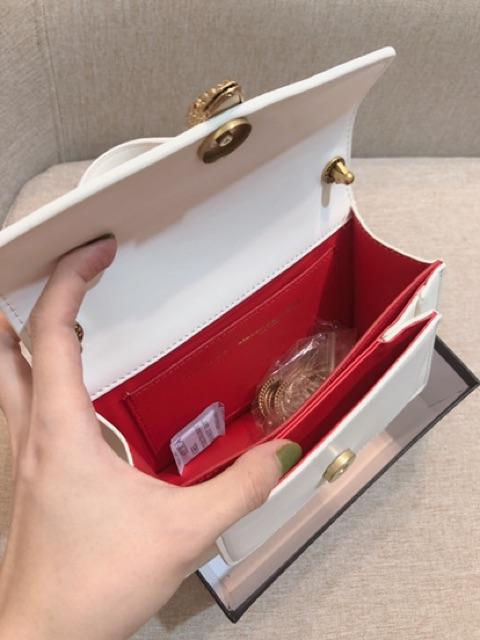 Túi Chữ BBV sz mini 18cm kèm hộp