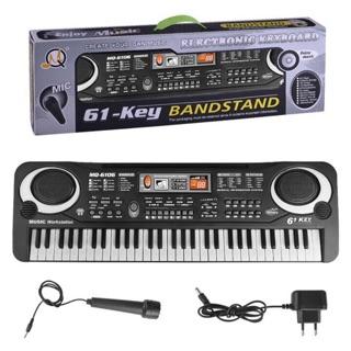 Sale đồ chơi âm nhạc Đàn Piano / Đàn Organ điện tử Cho Bé cao cấp 61 Phím