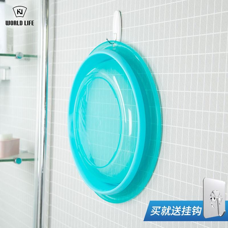 Chậu Rửa Chén Gấp Gọn Tiện Lợi