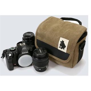 Túi máy ảnh mini vải bố cho máy ảnh Microless