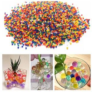 100g Hạt nở làm slime, tinh thể trồng cây, hạt trân châu