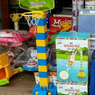 Bộ lego bóng rổ cho bé