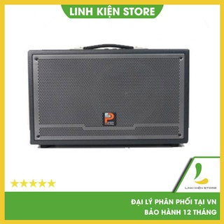 Loa kéo Prosing W-Silver E - Loa karaoke thùng gỗ cao cấp, Loa Bass 8 inch , 1 treble
