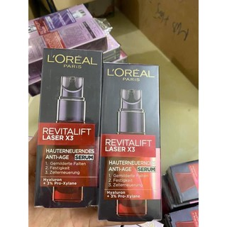Serum loreal Rivitalift laser X3 2