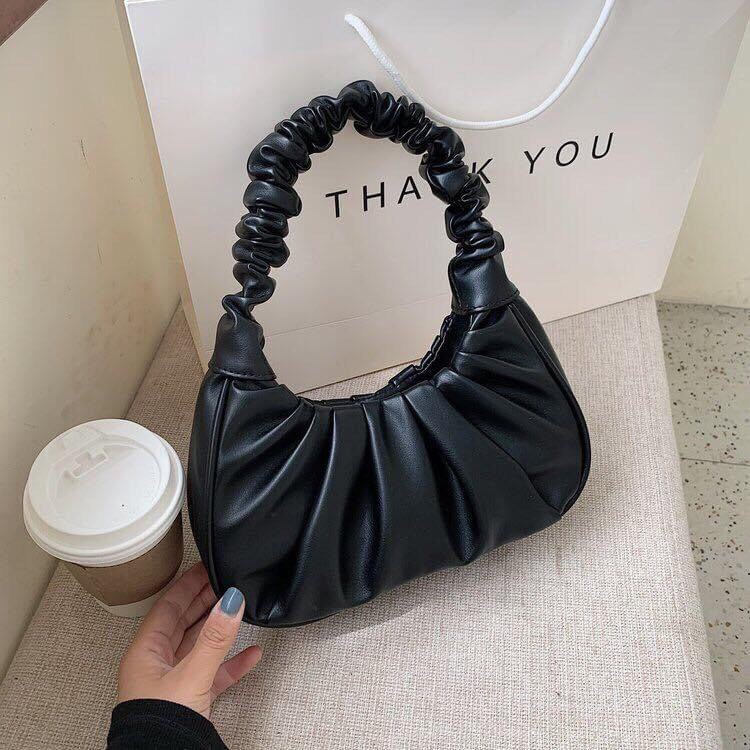 Túi xách nữ, kẹp nách, đeo vai quai chếp bèo,(FRESHIP) chất da sang bóng,SALE giảm giá cho các nàng 55%