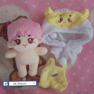 BTS doll Little Poppet Jin 15cm