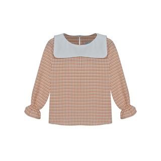 Áo rayon cổ trắng K715 - BÉ GÁI TNG