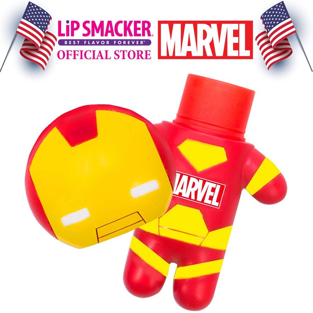 Son Lip Smacker Siêu anh hùng Marvel 4g – Người sắt Iron man