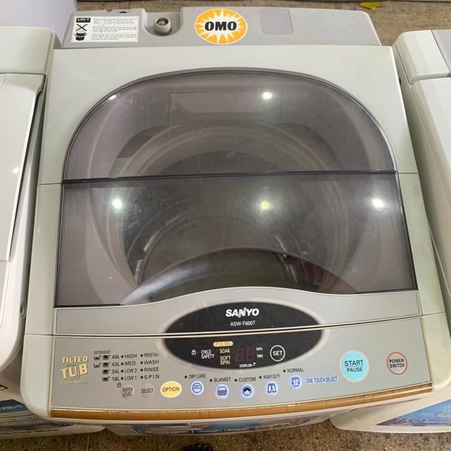 Máy giặt sanyo 7kg đã qua sử dụng khu vực sài gò