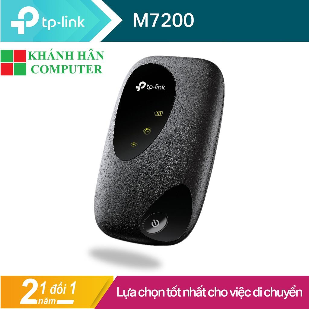 Bộ phát WiFi di động 4G Lte TP-Link M7200