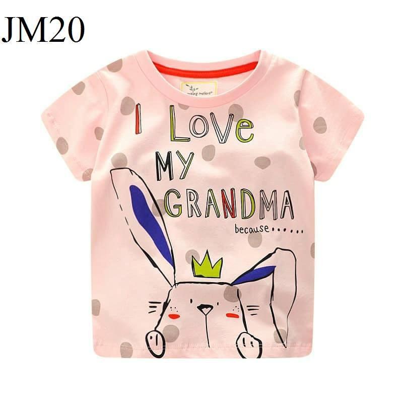 Áo thỏ love grandma hãng Jumping Metter - 2556198 , 962850023 , 322_962850023 , 95000 , Ao-tho-love-grandma-hang-Jumping-Metter-322_962850023 , shopee.vn , Áo thỏ love grandma hãng Jumping Metter