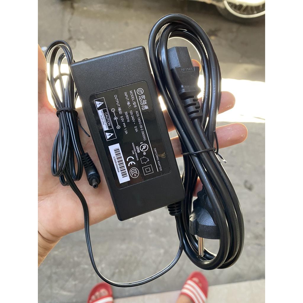 Adapter nguồn cho máy Pos S90 9V 1A hàng cao cấp