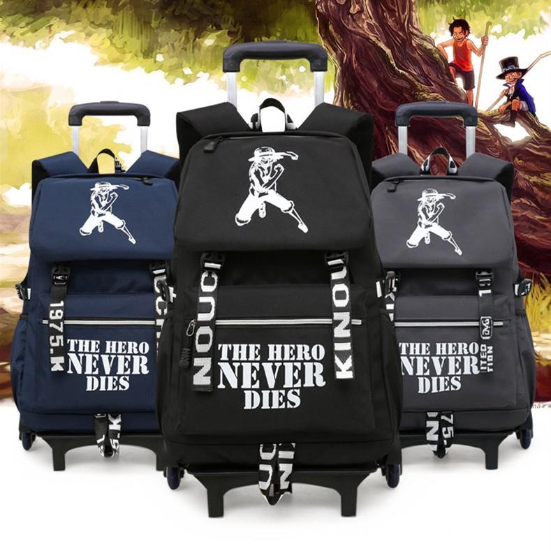BG-659T Trolley Backpack Travel Bags School Bags Begsekolah Casual Bag for Men Ready Stock Free Ship