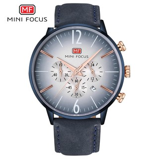 [Tặng vòng tay]Đồng hồ nam Mini Focus chính hãng MF0114G.04 thời trang thumbnail