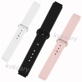 Dây đeo đồng hồ bằng silicon chống thấm nước cho đồng hồ thông minh B57 B57