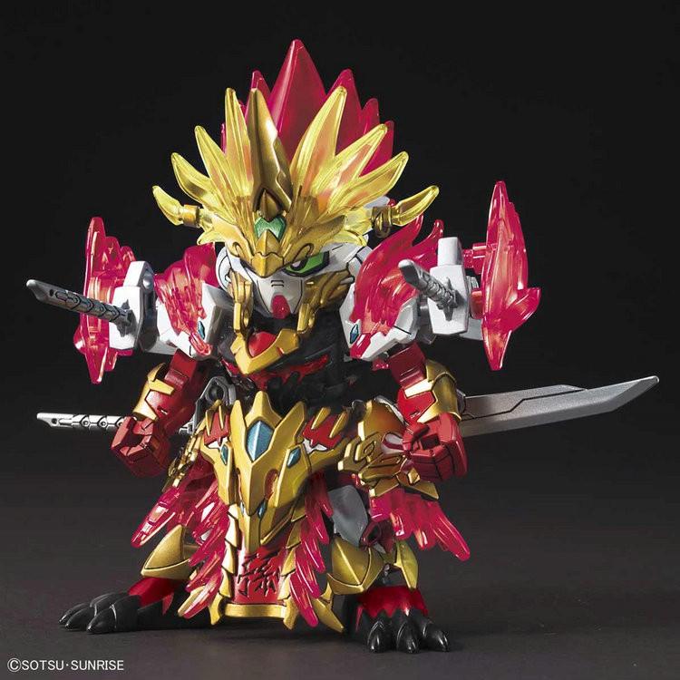 Mô Hình Gundam Combo SD Tam Quốc Sun Quan Sengoki