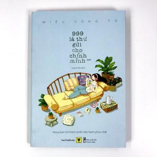 Hình ảnh Sách - 999 Lá Thư Gửi Cho Chính Mình - Mong Bạn Trở Thành Phiên Bản Hạnh Phúc Nhất (Bộ 2 quyển, lẻ tùy chọn)-5