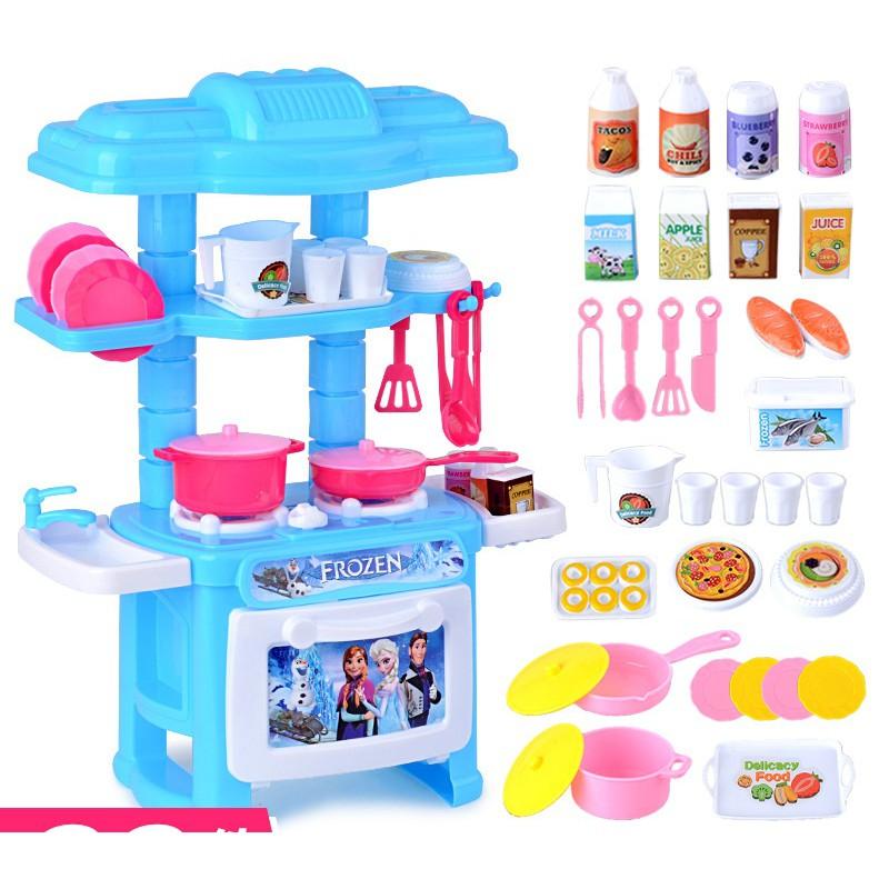 (DEAL SỐC chỉ 9k ngày 9/9) Bộ đồ chơi nhà bếp Frozen - 2877975 , 433050781 , 322_433050781 , 130000 , DEAL-SOC-chi-9k-ngay-9-9-Bo-do-choi-nha-bep-Frozen-322_433050781 , shopee.vn , (DEAL SỐC chỉ 9k ngày 9/9) Bộ đồ chơi nhà bếp Frozen