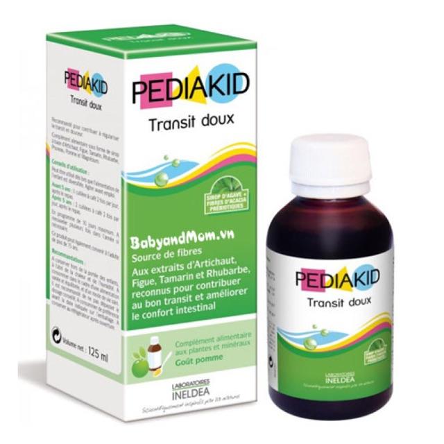 Pediakid Transit doux chống táo bón 125ml