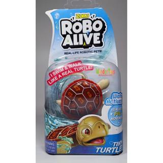 Đồ chơi Robot rùa tự bơi Turtle Zuru Robo Alive cực bền