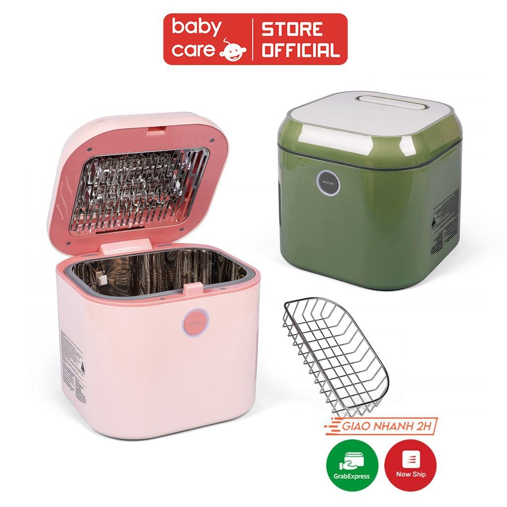 Máy tiệt trùng sấy khô UV BABYCARE an toàn, tiện lợi cho bé (bản nâng cấp)