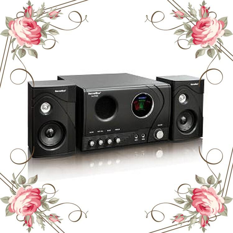 (Sốc Cực Sốc) Sản phẩm Loa Vi Tính SoundMax A-2100 2.1 60W Giá chỉ 1.272.700₫