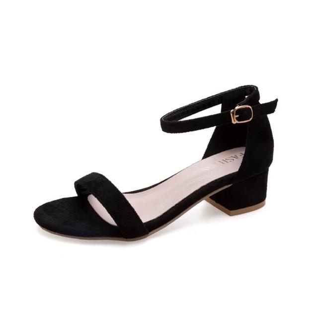 Sandal oder