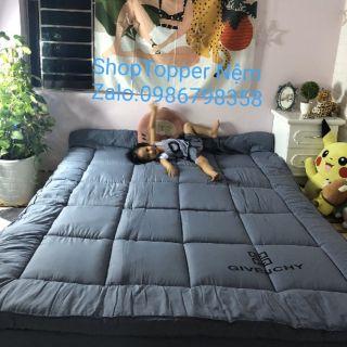 Nệm TOPPER dày 7cm/ Nệm trải sàn ngủ gấp gọn.