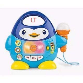 Đàn chim cánh cụt biết hát.