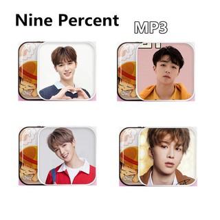 Máy nghe nhạc MP3 hình thành viên nhóm nhạc nine percent thumbnail