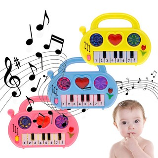 ✨Superseller✨ Children Educational Musical Car Electronic Piano Keyboard Toys