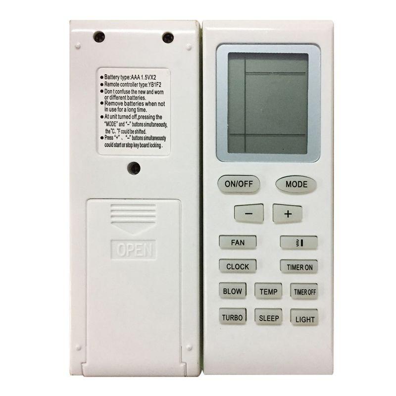 Air Conditioner Remote Control for GREE TRANE LENNOX YB1F2 YB1F2F YB1FA YB1FAF gogoxpmall