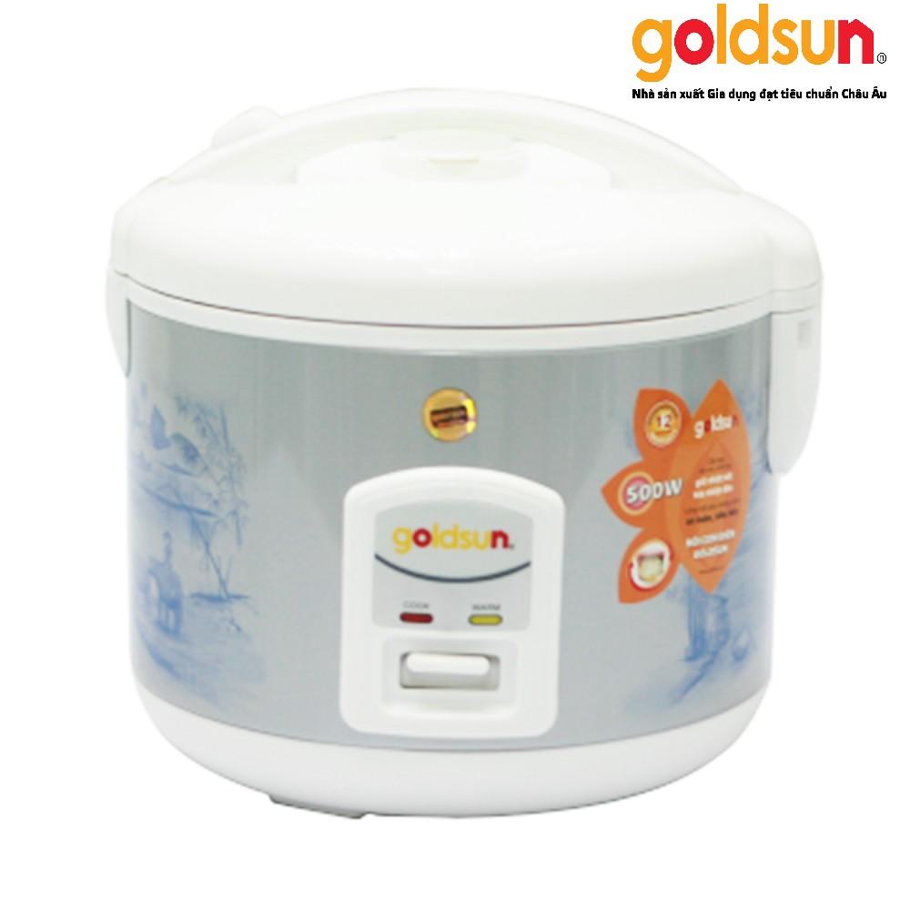 Nồi cơm điện Goldsun 1,2 lít ARC-G12DS