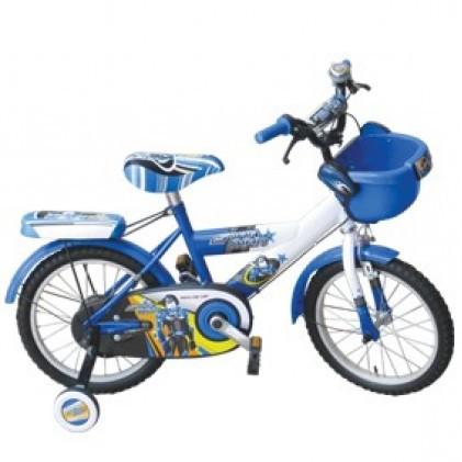 Xe đạp 16in siêu nhân Nhựa Chợ lớn cho bé 5-7 tuổi