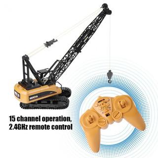 [HOT] Xe cần cẩu điều khiển Huina Toys 1572