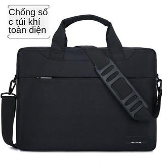 Túi chống sốc khí đựng laptop 15.6 inch 14 cho Lenovo đeo vai nam nữ Dell thumbnail