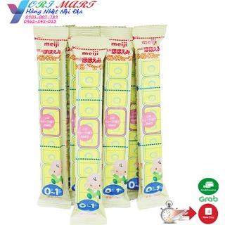 Gói dùng thử - Sữa Meiji thanh 0-1 cho bé 0 12 tháng (date 12-2021) thumbnail