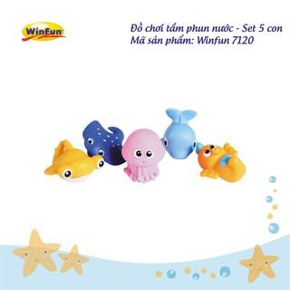 Đồ chơi tắm 5 món Winfun