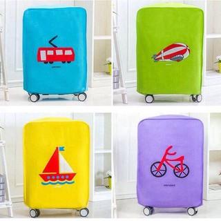 Túi phủ bảo vệ vali chống xước, túi bọc vali thumbnail