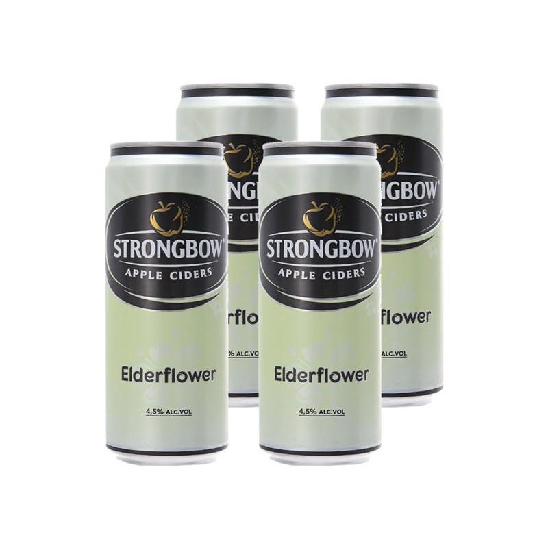 4 lon nước ép táo lên men vị HOA ELDER (330ml x 4) - StrongBow Apple Ciders ELDERFLOWER - Date còn xa - 13708407 , 1849272553 , 322_1849272553 , 55000 , 4-lon-nuoc-ep-tao-len-men-vi-HOA-ELDER-330ml-x-4-StrongBow-Apple-Ciders-ELDERFLOWER-Date-con-xa-322_1849272553 , shopee.vn , 4 lon nước ép táo lên men vị HOA ELDER (330ml x 4) - StrongBow Apple Ciders