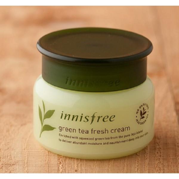 Kem dưỡng Green Tea Fresh Cream 50ml - 2671706 , 940405972 , 322_940405972 , 290000 , Kem-duong-Green-Tea-Fresh-Cream-50ml-322_940405972 , shopee.vn , Kem dưỡng Green Tea Fresh Cream 50ml
