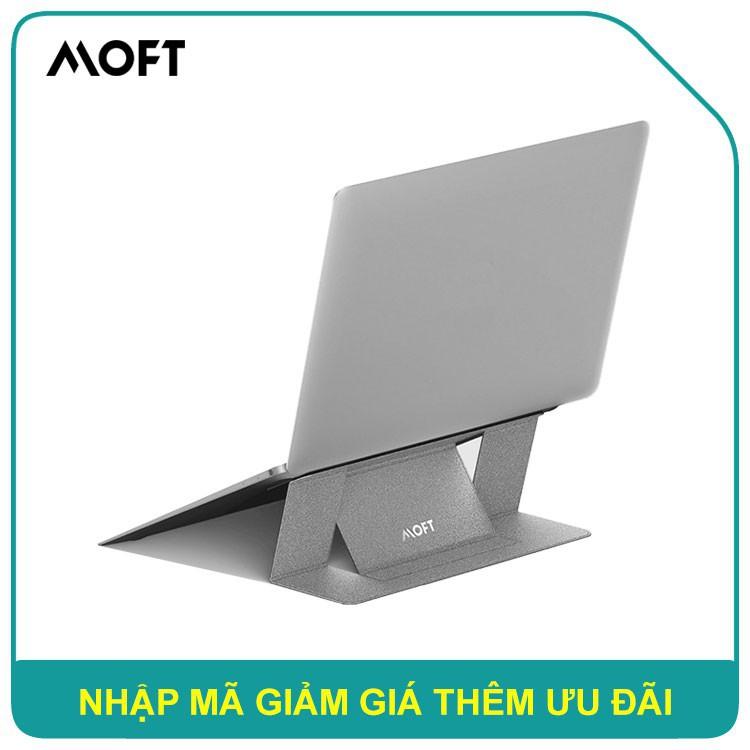 Đế Nâng Tản Nhiệt MacBook Siêu Mỏng Moft Stand – Hàng Chính Hãng Giá chỉ 549.000₫