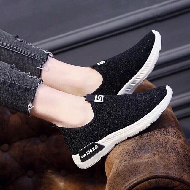 Giày nữ siêu đẹp full size 35 - 39 Mã 230