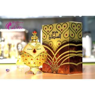 Tinh Dầu Nước Hoa Dubai Nội Địa Nữ Hoàng Đỏ HAREEM AL SULTAN Full box chính hãng