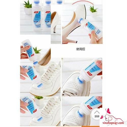 Chai nước lau giày và túi xách siêu sạch loại mới nhất - 3509966 , 765845649 , 322_765845649 , 12000 , Chai-nuoc-lau-giay-va-tui-xach-sieu-sach-loai-moi-nhat-322_765845649 , shopee.vn , Chai nước lau giày và túi xách siêu sạch loại mới nhất
