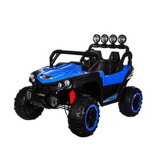 Ô tô xe điện siêu địa hình 2 chỗ ngồi 2 động cơ cho bé vui chơi vận động ngoài trời NEL-903
