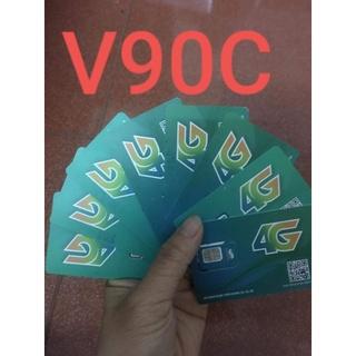 Viettel V90C – Miễn phí 20p/cuộc nội mạng , 20 phút ngoại mạng /tháng , 500MB/ngày , Freeship extra