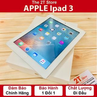 Máy tính bảng Apple Ipad 3 (Fullbox) (Likenew) (Wifi + 4G)