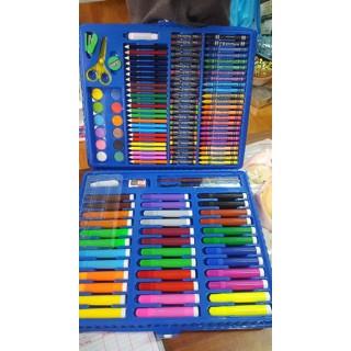 hộp màu 150 chi tiết cho bé - 9971465 , 1085420226 , 322_1085420226 , 150000 , hop-mau-150-chi-tiet-cho-be-322_1085420226 , shopee.vn , hộp màu 150 chi tiết cho bé