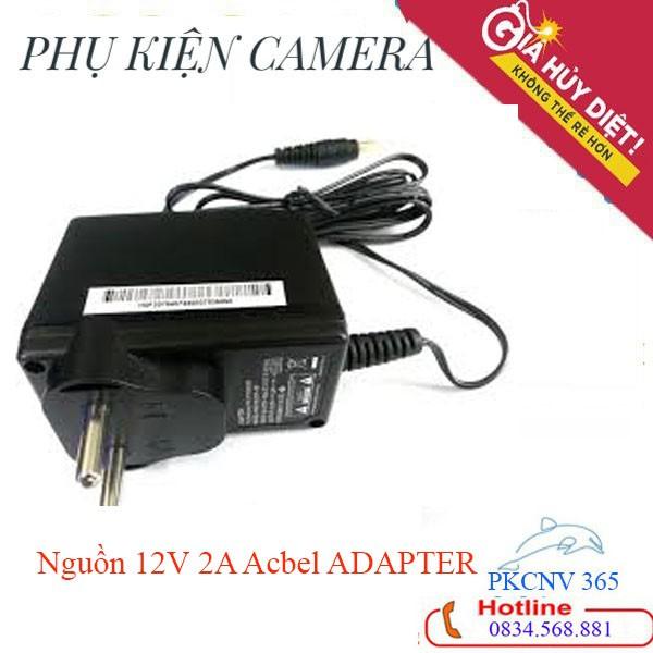 Nguồn Acbel Adapter 12V 2A HÀNG SIÊU TỐT GIÁ SIÊU ĐẸP